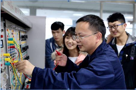 qsgpd-gg2工厂供电系统实验台针对应用最广泛的35kv总降压变电所